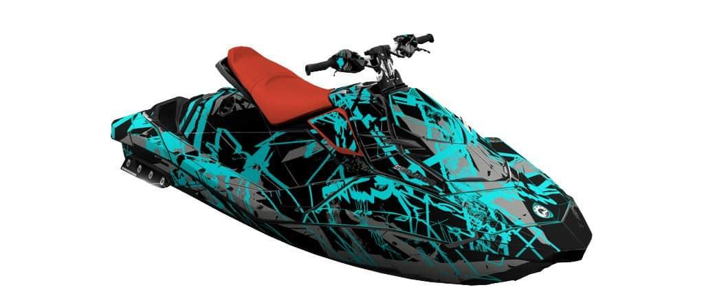 Free To Ride - Sea-Doo Spark / Trixx Graphics Kit