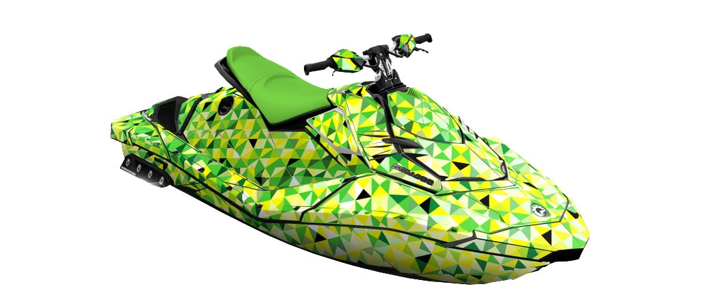 Triple Edge - Sea-Doo Spark / Trixx Graphics Kit