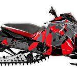 Poly Camo Yamaha Sidewinder Red