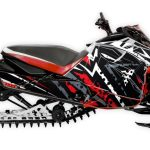 Yamaha Sidewinder Sportster Red Large