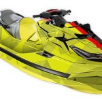 Two Face Sea-Doo RXT-X 300 / RXT 230 / GTX Limited / Wake Pro 230 2018 Yellow