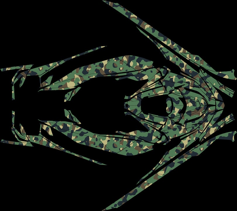 sea-doo rxt 300 wake pro gtx limited graphics kit just a camo overview