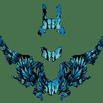 Lynx boondocker DS RE Xtrim Wrap graphics Phoenix Blue Overview