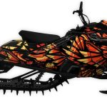 Lynx boondocker radien ds re graphics kit Phoenix orange