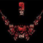 Lynx boondocker radien ds re graphics kit Phoenix red overview