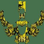 Ski-doo summit freeride Rev XP Snowmobile Wrap graphics kit Phoenix Yellow Overview