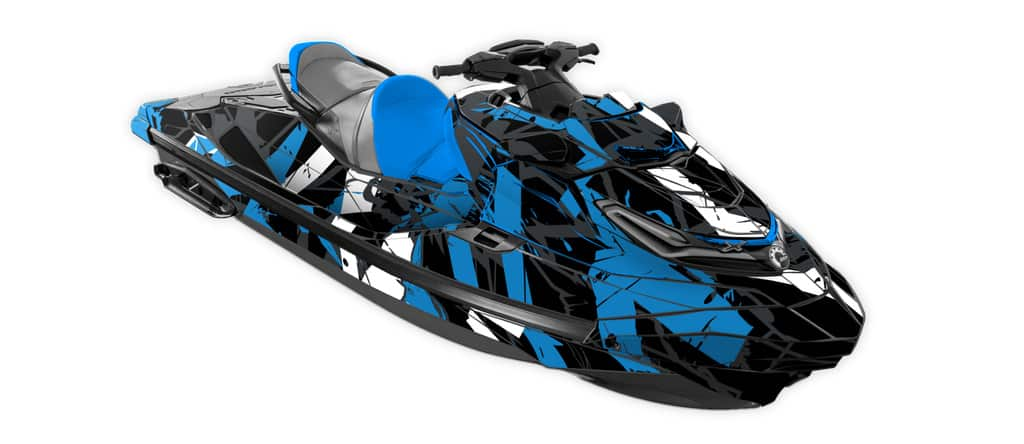 Free to ride sea-doo GTX 230 graphics kit