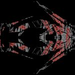 Leopawned Sea-doo RXT-X 300 Graphics kit Red Overview