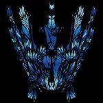 Yamaha EX Graphics kit Phoenix Blue Overview