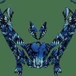 Yamaha GP 1800 wrap graphics kit Phoenix Blue Overview